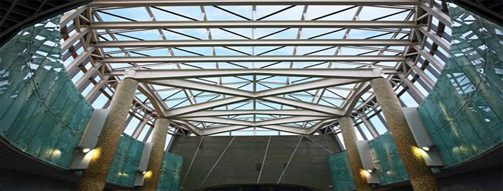 Крышно-купольные конструкции