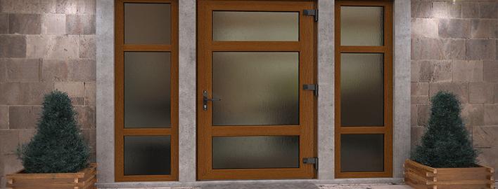 Двери из пластика (ПВХ)