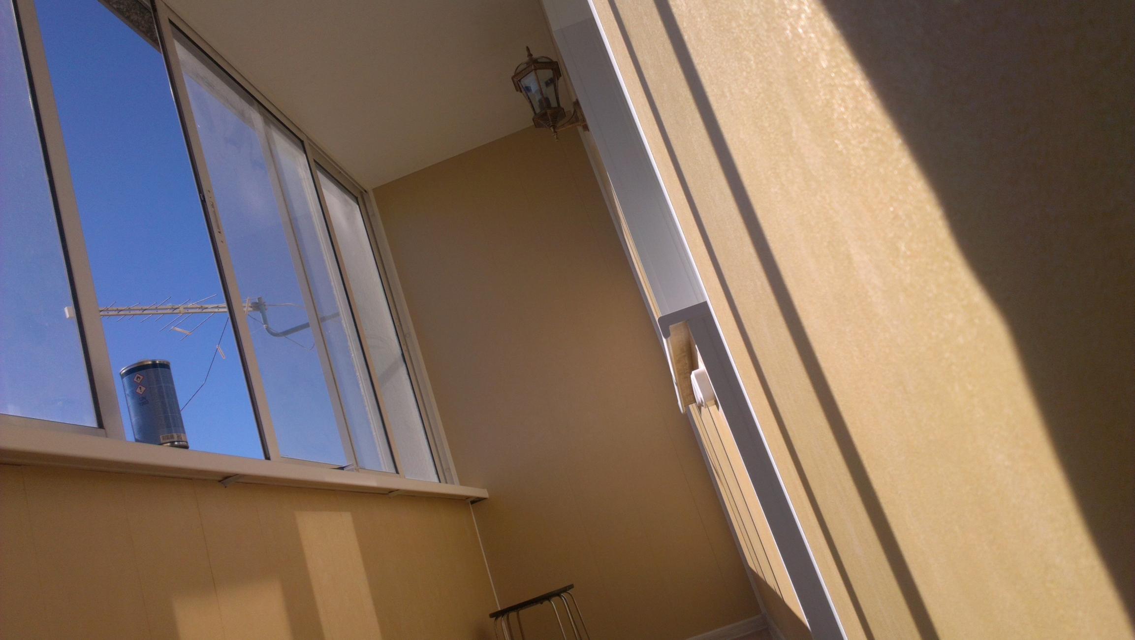 Холодное остекление балконов - партнер74.
