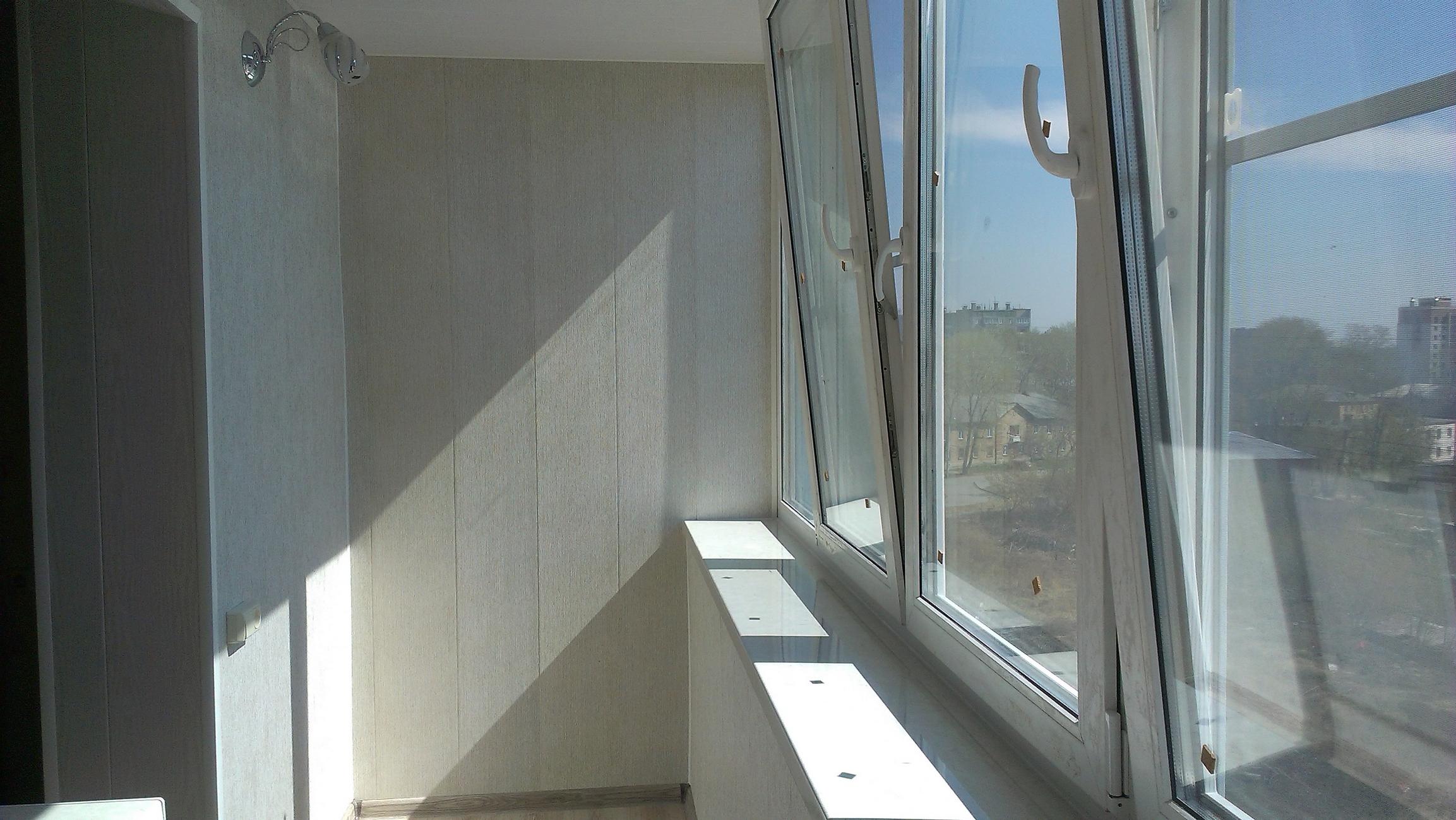 Теплое остекление балконов и лоджий - партнер74.