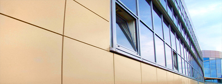 Вентилируемые фасады